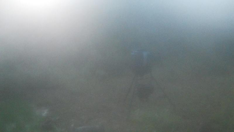 Niebla para camaras de caza